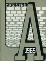 1965 Yearbook Austin Catholic Preparatory School