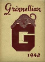 1948 Yearbook Grinnell Community High School