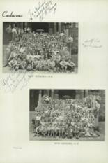 1942 Beaumont High School Yearbook Page 48 & 49
