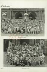 1942 Beaumont High School Yearbook Page 94 & 95