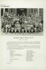 1942 Beaumont High School Yearbook Page 104 & 105