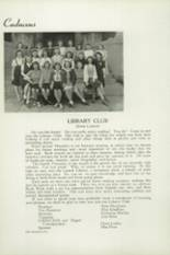 1942 Beaumont High School Yearbook Page 110 & 111