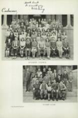 1942 Beaumont High School Yearbook Page 122 & 123