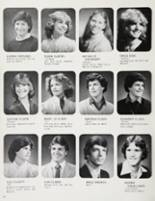 1983 Lafollette High School Yearbook Page 50 & 51
