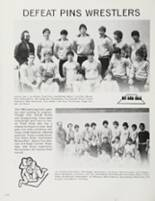 1983 Lafollette High School Yearbook Page 122 & 123