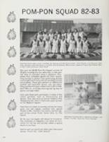 1983 Lafollette High School Yearbook Page 124 & 125
