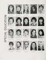 1983 Lafollette High School Yearbook Page 156 & 157