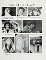 1983 Lafollette High School Yearbook Page 176 & 177