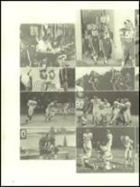 1975 College Park High School Yearbook Page 34 & 35