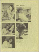 1975 College Park High School Yearbook Page 84 & 85