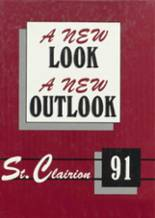 1991 Yearbook St. Clair County High School