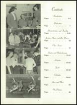 1950 Bryan High School Yearbook Page 10 & 11
