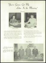 1950 Bryan High School Yearbook Page 14 & 15