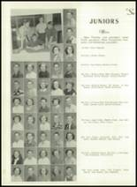 1950 Bryan High School Yearbook Page 36 & 37