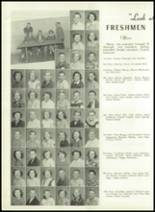 1950 Bryan High School Yearbook Page 40 & 41