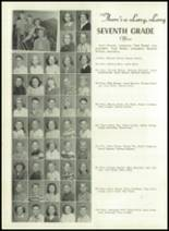 1950 Bryan High School Yearbook Page 44 & 45