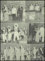 1950 Bryan High School Yearbook Page 50 & 51