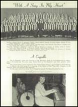 1950 Bryan High School Yearbook Page 52 & 53