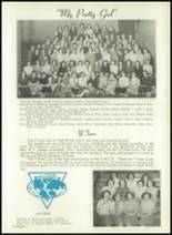 1950 Bryan High School Yearbook Page 60 & 61