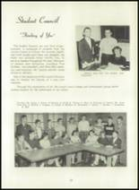 1950 Bryan High School Yearbook Page 62 & 63