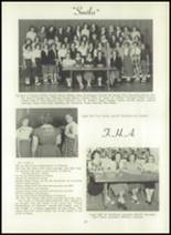 1950 Bryan High School Yearbook Page 64 & 65