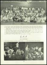 1950 Bryan High School Yearbook Page 66 & 67