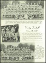 1950 Bryan High School Yearbook Page 72 & 73