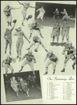 1950 Bryan High School Yearbook Page 74 & 75