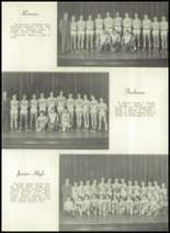 1950 Bryan High School Yearbook Page 76 & 77