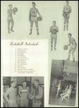 1950 Bryan High School Yearbook Page 78 & 79