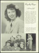 1950 Bryan High School Yearbook Page 80 & 81