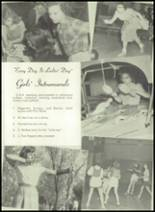 1950 Bryan High School Yearbook Page 82 & 83