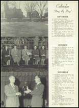 1950 Bryan High School Yearbook Page 84 & 85