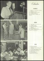 1950 Bryan High School Yearbook Page 86 & 87