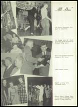 1950 Bryan High School Yearbook Page 88 & 89