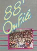 1988 Yearbook Camdenton High School