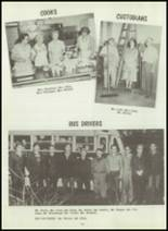 1954 Greensburg High School Yearbook Page 12 & 13