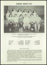 1954 Greensburg High School Yearbook Page 32 & 33