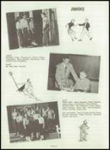 1954 Greensburg High School Yearbook Page 38 & 39