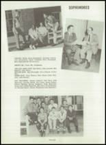1954 Greensburg High School Yearbook Page 40 & 41