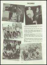 1954 Greensburg High School Yearbook Page 42 & 43