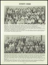 1954 Greensburg High School Yearbook Page 44 & 45