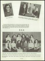 1954 Greensburg High School Yearbook Page 50 & 51