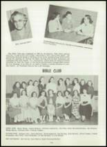 1954 Greensburg High School Yearbook Page 52 & 53
