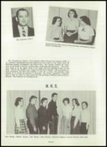 1954 Greensburg High School Yearbook Page 54 & 55