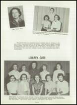 1954 Greensburg High School Yearbook Page 56 & 57