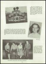 1954 Greensburg High School Yearbook Page 62 & 63