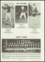 1954 Greensburg High School Yearbook Page 68 & 69