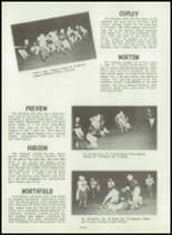 1954 Greensburg High School Yearbook Page 72 & 73