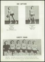 1954 Greensburg High School Yearbook Page 76 & 77